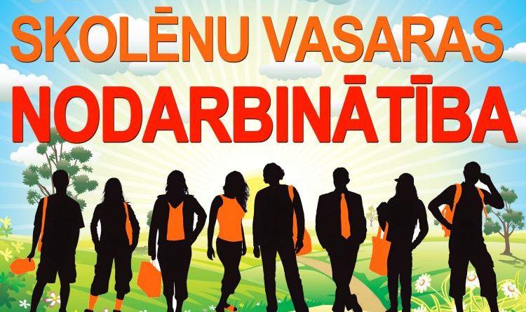 Izmantojiet iespēju un piedalieties Daugavpils novada skolēnu vasaras nodarbinātības programmā