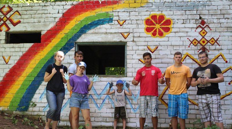 Medumu pagasta jaunieši savu pēdējo brīvlaika mēnesi pavadīja ļoti aktīvi un aizraujoši