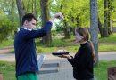 Medumu pagasta jauniešu aktivitātes aprīlī un maijā