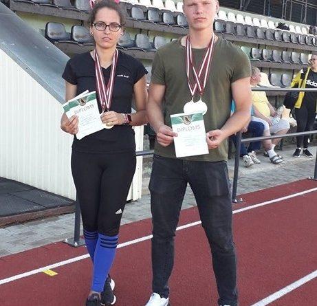 Sasniegumi Preiļu novada čempionātā 31.08.2019.