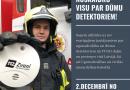 Pirmdien VUGD organizē konsultāciju dienu par dūmu detektoriem